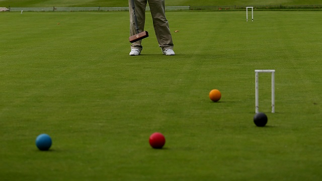 Croquet equipment