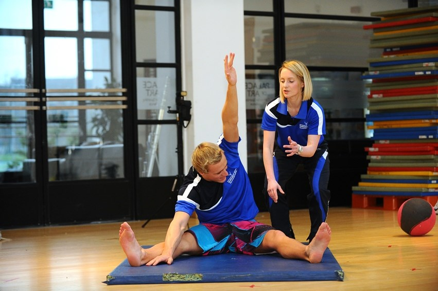 Recovery: Flexibility and stretching