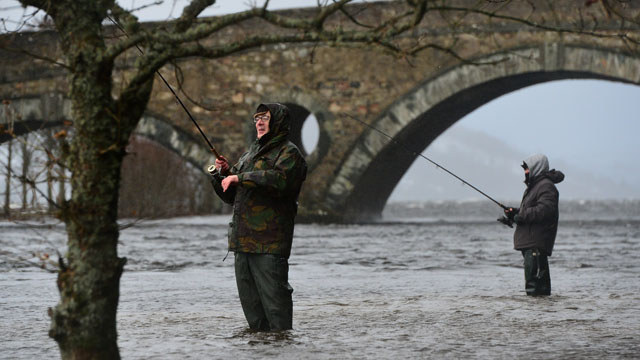 Angling in Scotland